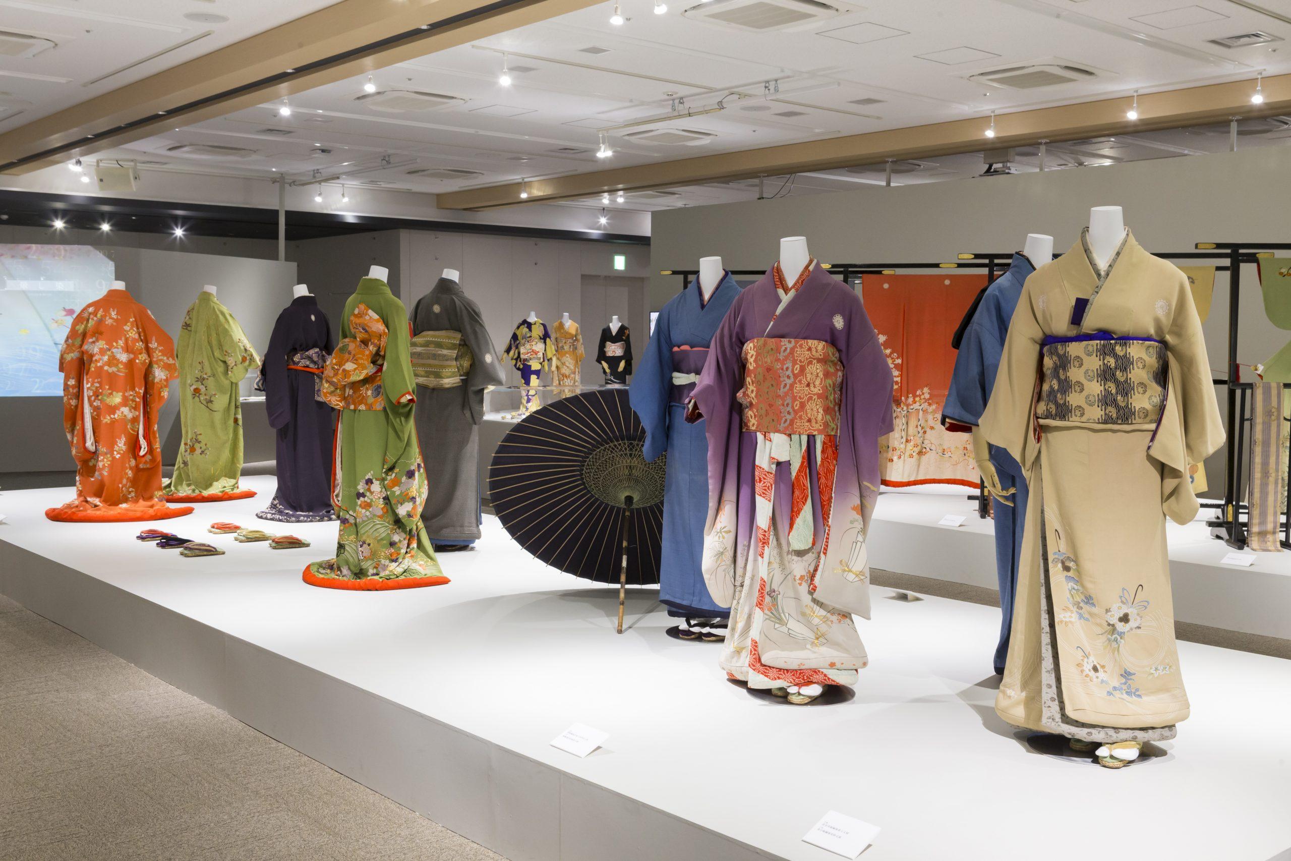 京都織物卸商業組合50周年記念特別展覧会